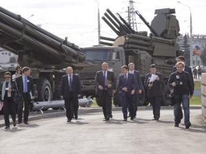 Россия отпраздновала День Оружейника