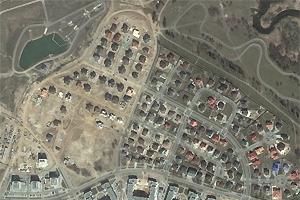 Новый престижный район в Минске