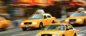 Когда же впервые появилось такси?