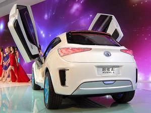 Какие новинки представил Пекинский автосалон?