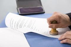 Нотариальный перевод и заверение документов