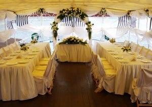 Где провести свадебный банкет?