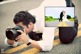 Свадьбу должен снимать профессионал
