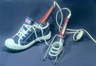 Сушилка для обуви спасет вашу обувь.
