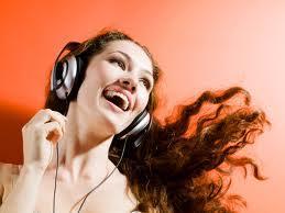 Музыка может заставит радоваться