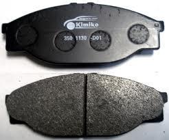 Тормозные колодки Klimiko